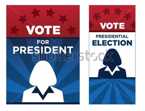 political brochures psd vector eps format