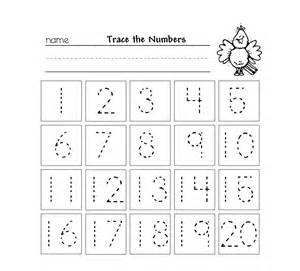 Printable Number Worksheets Free Coloring Pages Of Trace Number 13