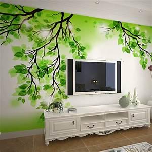 Papel de parede, Simples 3D estereoscópico murais papel de ...