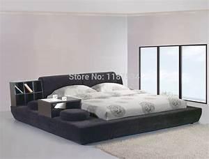 Größe King Size Bed : modern bedroom furniture luxury bedroom furniture bed frame king size bed fabric double soft bed ~ Frokenaadalensverden.com Haus und Dekorationen