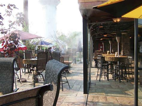 krapils steakhouse patio baby shower ideas