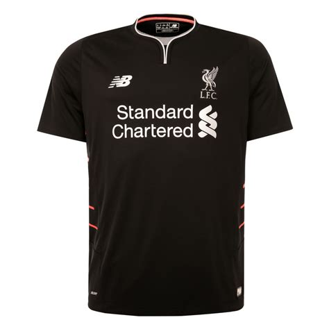 Liverpool 16/17 New Balance Away Kit | 16/17 Kits ...