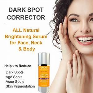 Dark Spot Corrector Serum With Vitamin C - Anti Aging ...