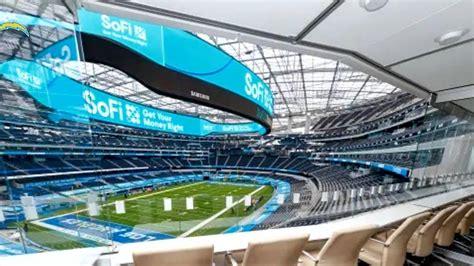 billion sofi stadium opening