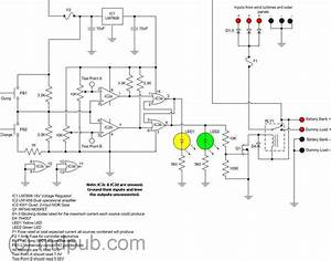 Charge Controller Schematics