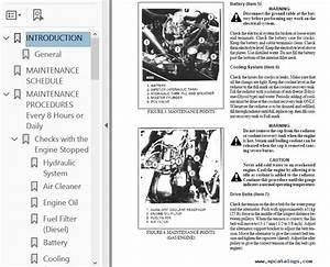 Toyota Forklift Service Manual 7bru18