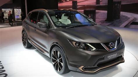 2019 Nissan Qashqai New Design High Resolution Picture