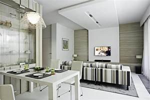 salon salle a manger 2 en 1 deco pour les espaces ouverts With idee deco salle salon