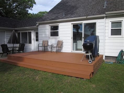 staining  deck  olympic rescue  yard deck
