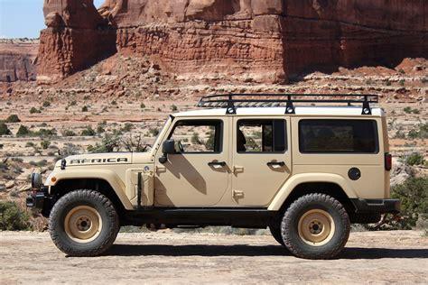 jeep africa concept 169 automotiveblogz jeep wrangler africa moab easter jeep