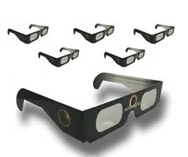Solar Eclipse Glasses - Direct Solar Viewing - ISO and CE Certified - Value Bundle - Family Pack of 5 by Epic Sights - Sun Eye Protection
