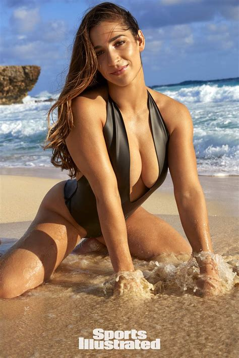 Sports Modeling by Aly Raisman In Sports Illustrated Swimsuit Issue 2018 4