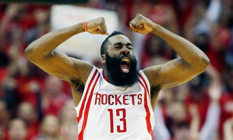 James Harden Leads Rockets Past Mavs and into the Second ...