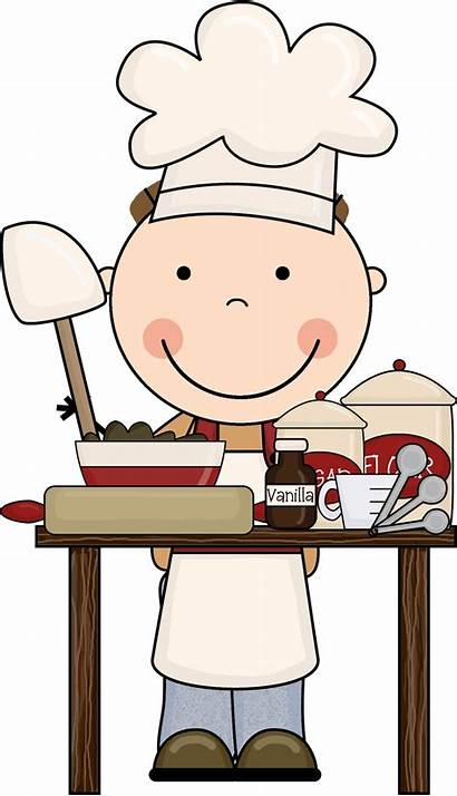 Clip Clipart Cooking Class Baking Clipartion