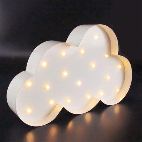 led cloud light le led nuage en m 233 tal par sass