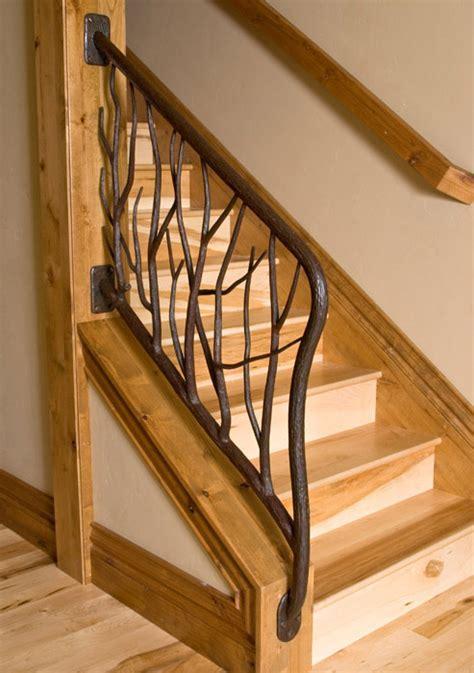 railings  handrail custom designed  forged  steel