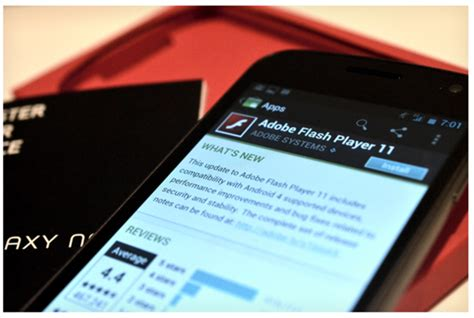 This release includes new features as well as enhancements and bug fixes related to security, stability, performance, and device compatibility. Adobe Releases Flash Player 11.1 For Android 4.0 Ice Cream ...