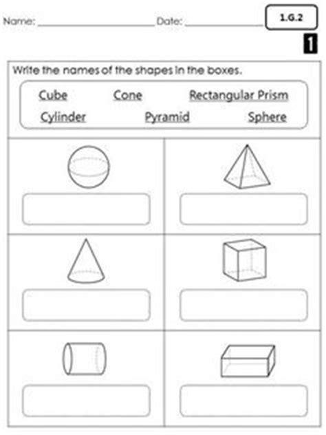 sort 2d and 3d shapes 3d shapes 2d and worksheets