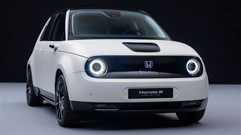 2020 Honda Urban Ev Introducing