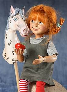 Pippi Longstocking And Alfonso Set by Xenis at The Toy Shoppe