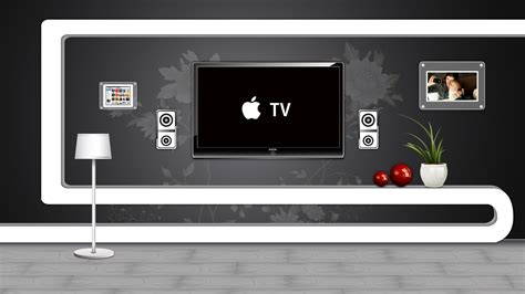 apple tv desktop pc  mac wallpaper