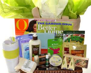 Woman Get Well Gift Basket