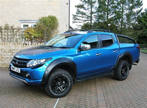 Mitsubishi L200 by Mitsubishi L200 Barbarian Road Test Wheels Alive
