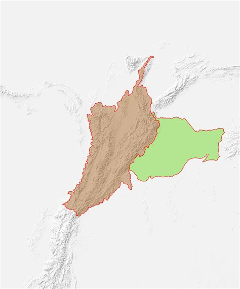 natural regions of colombia wiki everipedia
