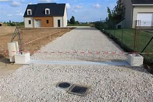 Fondation Pour Portail Coulissant : r alisation des fondations et piliers de portail 82 ~ Dailycaller-alerts.com Idées de Décoration