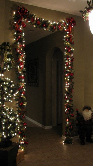 decorating your apartment for christmas in nyc i doing this doors beautiful entry way to hallway
