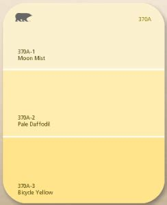 light yellow paint colors behr shades of yellow color names for your inspiration design