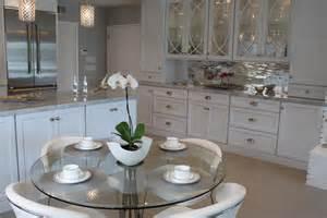 Mirror Backsplash In Kitchen Mirrored Tile Backsplash Kitchen Craftsman With Blue Brunelleschi Construction Contemporary