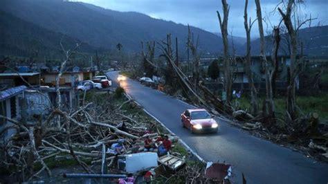 puerto rico braces  hurricane season  months