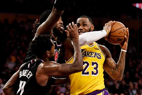lakers  clippers  christmas day report  daily news