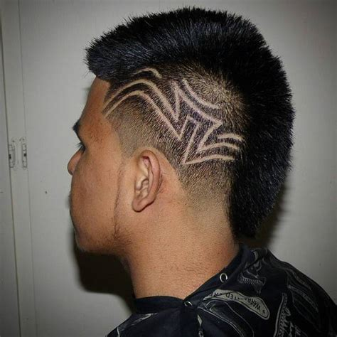 mohawk designs ideas haircuts design trends