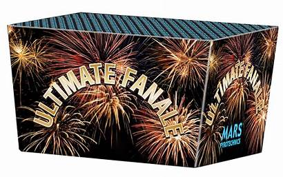 Fireworks Starburst Navigation