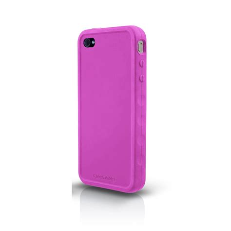 pink iphone 4 marware sportgrip for iphone 4 pink