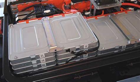 Renault Zoe Batterie