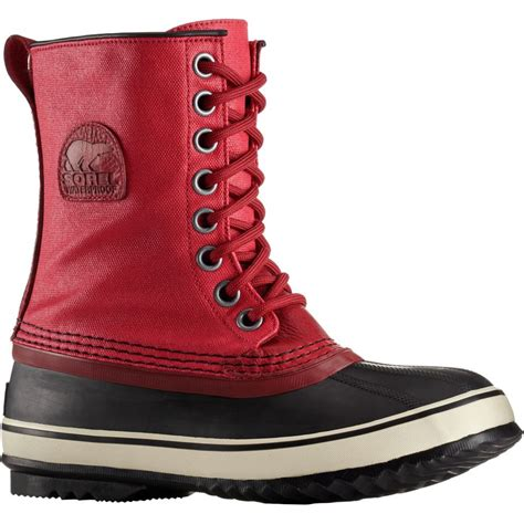 sorel  premium canvas boot womens backcountrycom