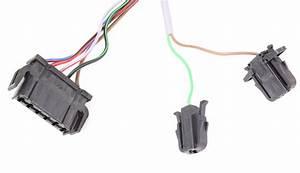 Rh Taillight Wiring Plug Pigtail 01