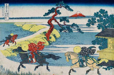 hokusa 239 les trente six vues du mont fuji de jocelyn bouquillard paperblog