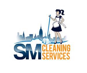 Cleaning Services Logos Design
