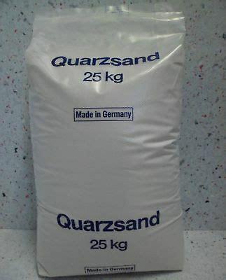 quarzsand 25 kg pci quarzsand bcs 412 0 06 0 20 mm 25 kg zum erstellen