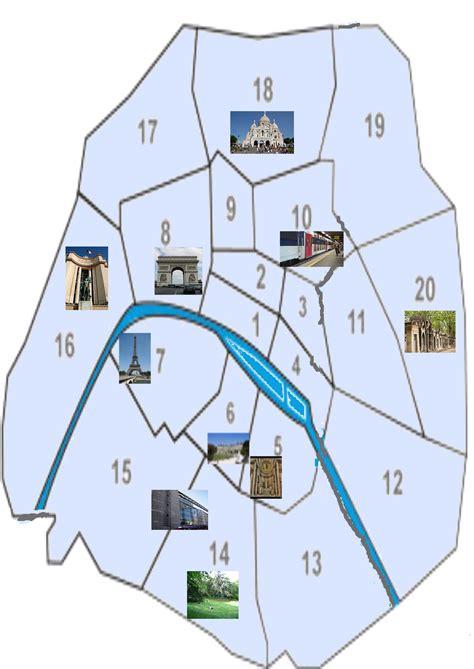 arrondissement map part 2 visit