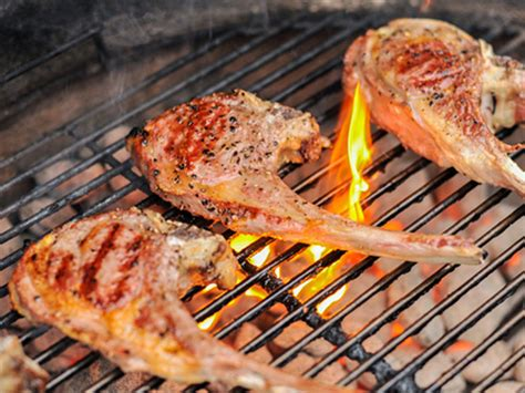 How To Grill Perfect Lamb Rib Or Loin Chops  Serious Eats