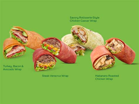 fb home miller miller subway spotted serving up signature wraps chew boom