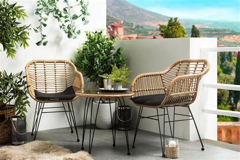 Small Balcony Furniture Sets by Best Small Outdoor Table And Chair Sets 2019