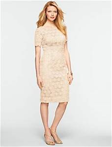 talbots geo lace dress dresses misses wedding With talbots dresses for wedding