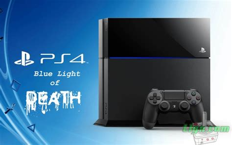 ps4 blue light of ps4 blue light of the one gaming nation