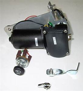 1947 1948 1949 1950 1951 1952 1953 Electric Wiper Motor
